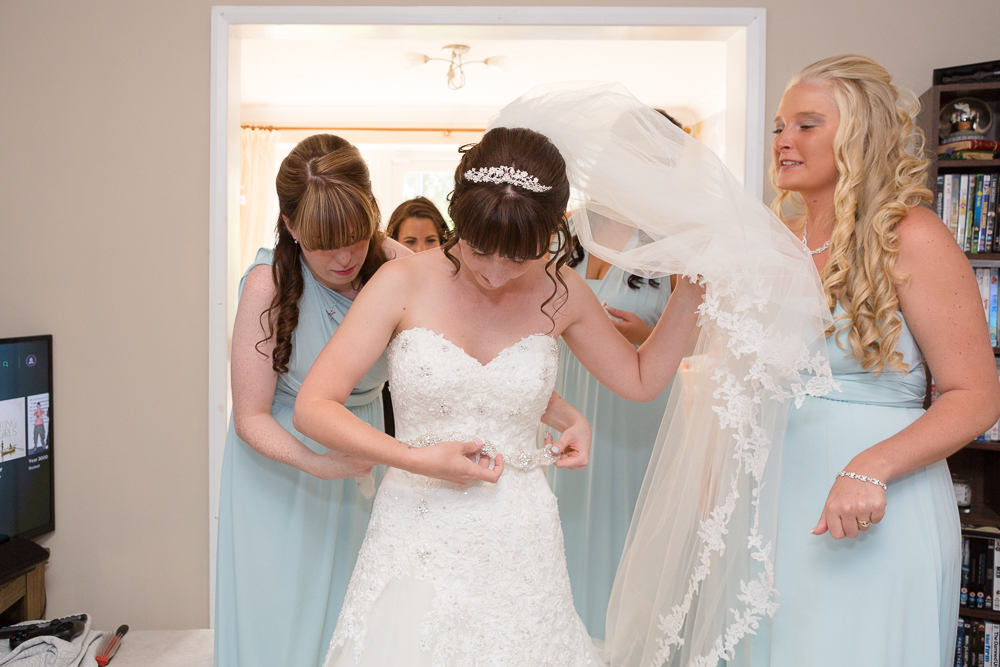 Timeless wedding photography in Kent