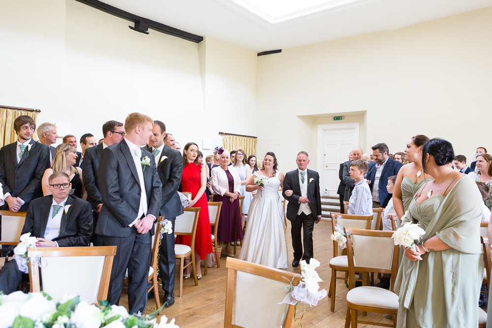 Natural wedding photography in Surrey | Aranya Photography