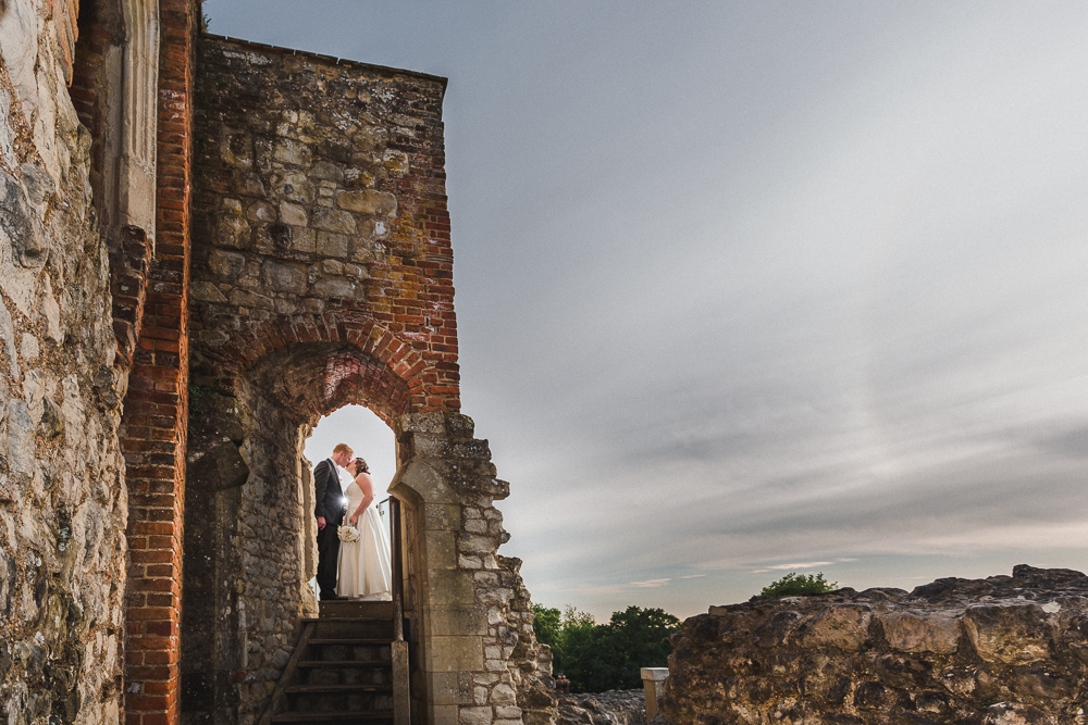 Farnham Castle Wedding | Tom & Carly's wedding preview