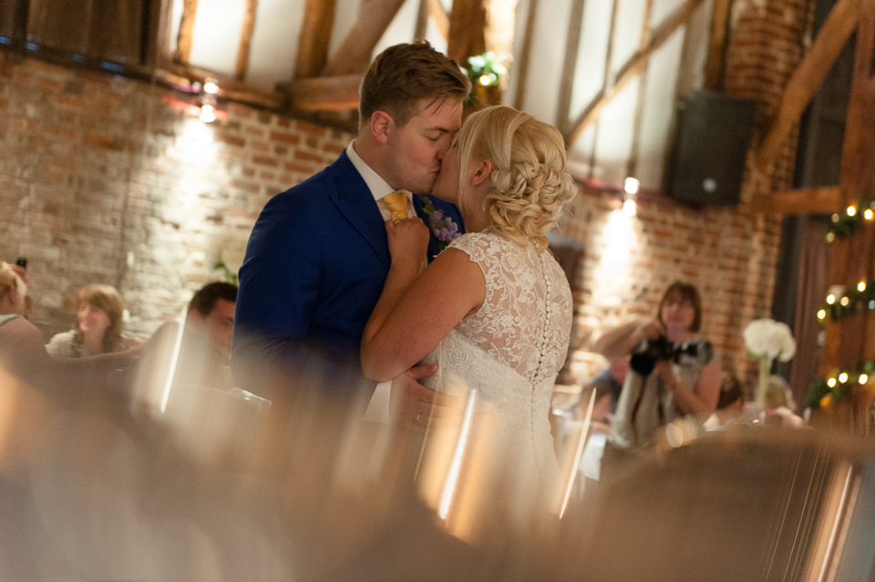 Cooling Castle Barn Wedding | Emma and Jonny
